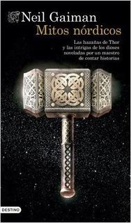 Mitos Nordicos - Gaiman Neil (libro)