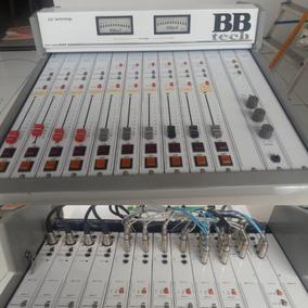 Console Mesa Radio Broadcast Bbtech Ca-510