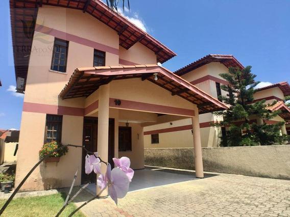 Casa No Condomínio Costa Azul Na Lagoa Redonda - Ca0912