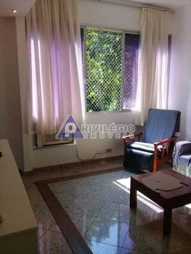 Imagem 1 de 24 de Apartamento À Venda, 2 Quartos, 1 Vaga, São Conrado - Rio De Janeiro/rj - 2933