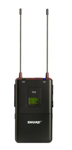 Receptor S/fio Shure Fp5-j3