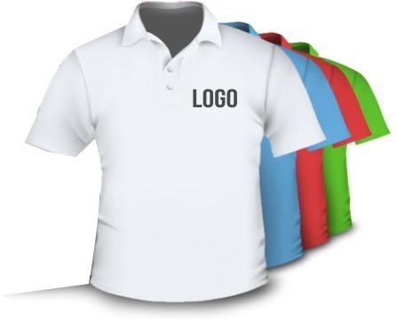 Kit 13 Camiseta Gola Polo Personalizada +1 Bordado Adiciona