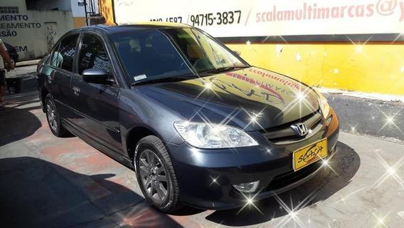 Honda Civic 1.7 Lxl 16v