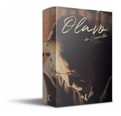 Livro Box - Olavo De Carvalho 2 Volumes