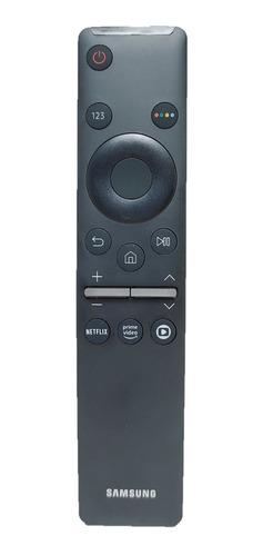 Imagem 1 de 4 de Controle Remoto Original Samsung Smart Tv 4k Uhd Tu7000