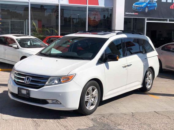 Honda Odyssey 2012 5p Touring Minivan Aut Cd Q/c Dvd