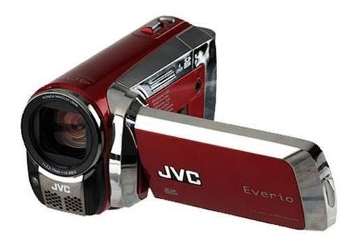 Câmera Filmadora Jvc Everio 60gb De Hd Zoon De 40 A 800x