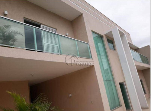 Imagem 1 de 26 de Sobrado Com 4 Dormitórios À Venda, 252 M² Por R$ 850.000 - Jardim Regina - Indaiatuba/sp - So0440