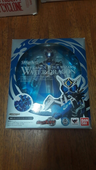 Sh Figuarts - Kamen Rider Wizard Water Dragon