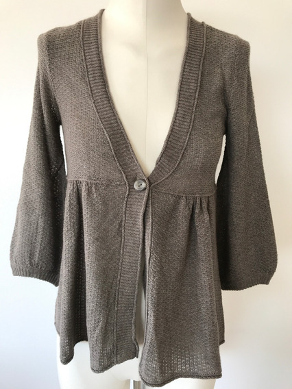 Cardigan Saquito Abercrombie And Fitch - Talle M - Nuevo