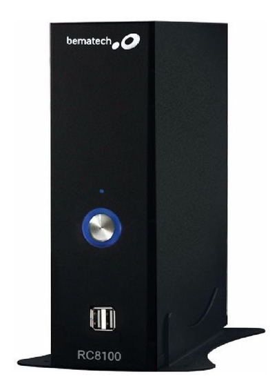 Mini Computador Bematech Rc-8100 Intel Atom 4gb Ddr3 Hd 320g