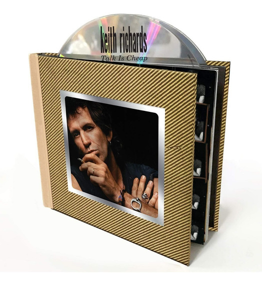 Keith Richards - Talk Is Cheap (30th Anniversary) 2cd 2019