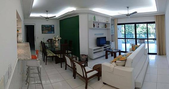 Apartamento 4 Dormitórios - Módulo 6 - Riviera De São Lourenço - Ap1213