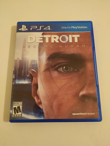 Detroit Become Human Ps4 Fisico
