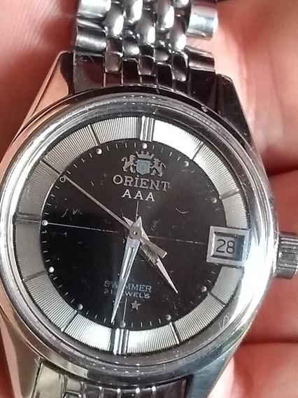 Relógio Orient Antigo Suimmer Coleção
