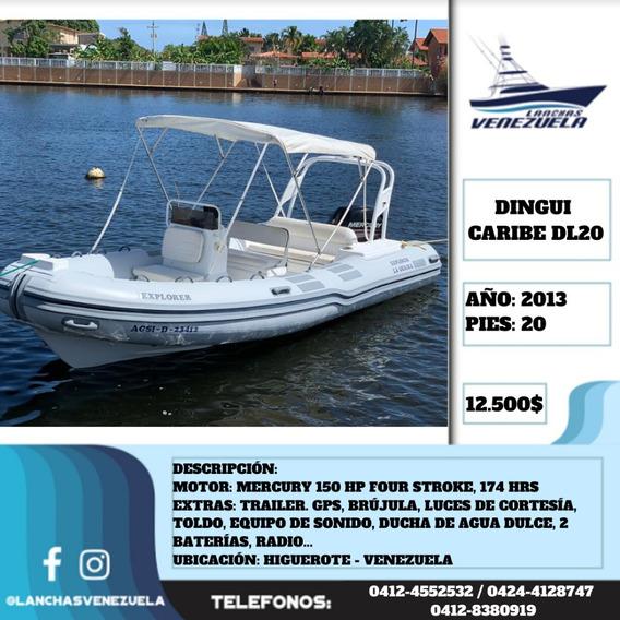 Dingui Caribe Dl20 Lv499
