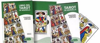 Libro Del Tarot De Marsella Incluye Mazo 78 Arcanos