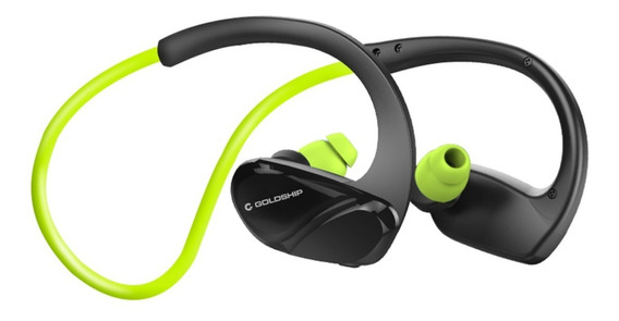 Fone Bluetooth Goldship Running Earphone Fo-1380
