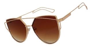 Óculos De Sol Tartaruga Feminino Parisian