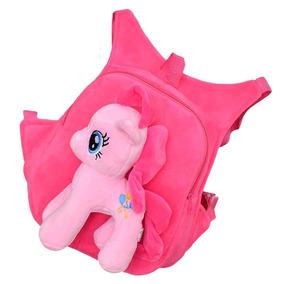 Mochila Infantil My Little Pony Pinkie Pie Criança Presente