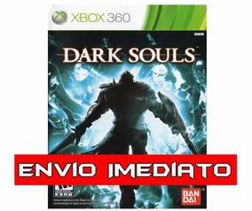 Dark Souls I Xbox 360 Mídia Digital