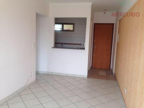 Apartamento Com 1 Dormitório Para Alugar, 35 M² Por R$ 700,00/mês - Vila Cidade Universitária - Bauru/sp - Ap2041