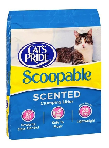 Cats Pride Scoopable Arena 10 Lb