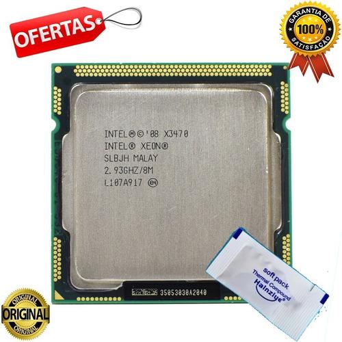 Processador  X3470 3.60ghz 1156