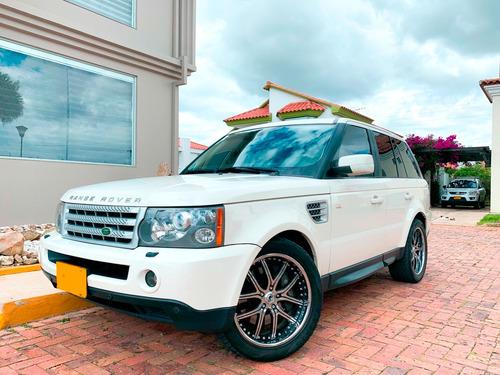 Land Rover Range Rover Sport Blanco, Motor V8 245cv 4x4