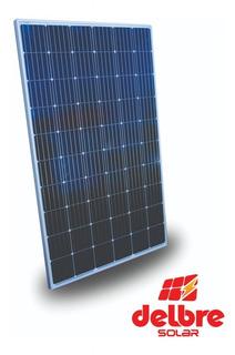 Panel Solar Fotovoltaico Delbre Solar Monocristalino 280w