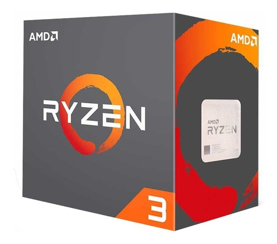 Procesador Amd Ryzen 3 1200 Socket Am4 Con Disipador New