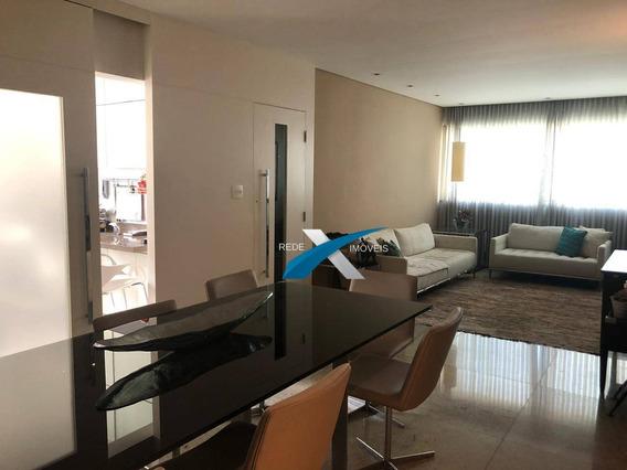 Apartamento À Venda 3 Quartos No Santo Antônio./bh - Ap5834
