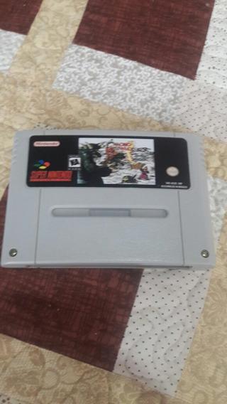 Fita De Super Nintendo Chono Trigger