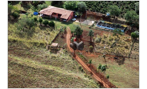 Sítio Com 2 Dormitórios À Venda, 72000 M² Por R$ 710.000 - Zona Rural - Batatais/sp - Si0001