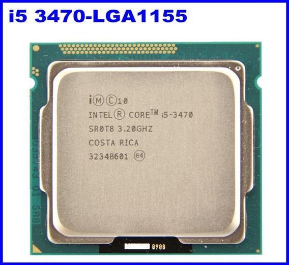 Core I5 3470 Lga 1155 3.2 -3.6ghz + Entrega Em São Paulo