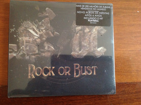 Ac Dc Rock Or Bust Cd