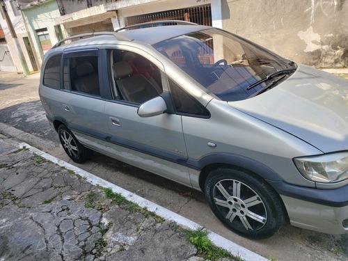 Chevrolet Zafira 2005 2.0 Elite Flex Power 5p