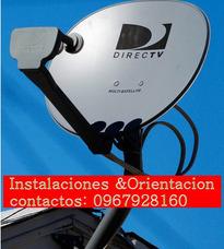 Instalaciones & Orientacion De Antenas De Television