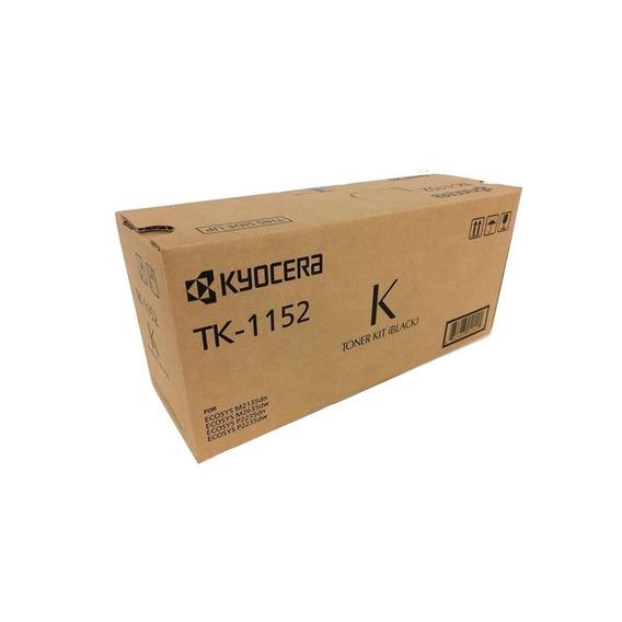 Toner Preto Para Kyocera Ecosys P2235dn - Tk1152