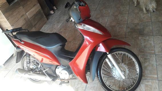 Moto Honda Biz 125 Flex