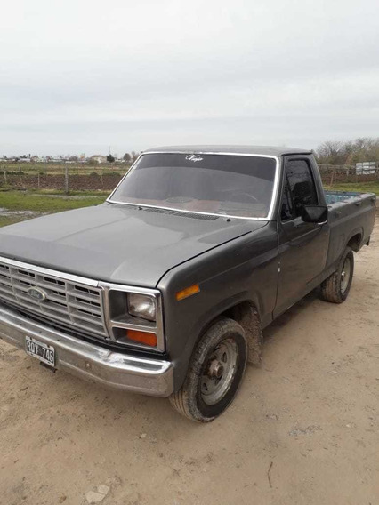 Ford F-100 3 Puertas