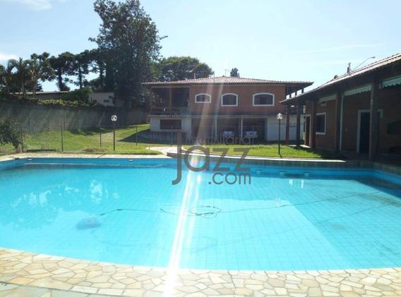 Casa Térrea Maravilhosa Com 6 Dormitórios À Venda, 800 M² Por R$ 2.900.000 - Alto Taquaral - Campinas/sp - Ca6282