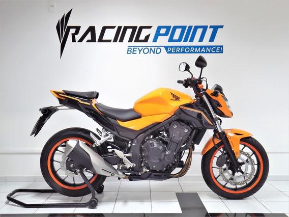 Honda Cb 500f 2019