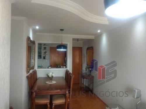 Apartamento À Venda Em Ipiranga - Ap007606