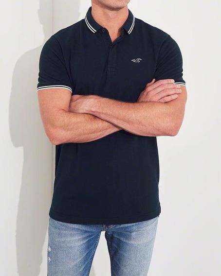 Camiseta Hollister De Hombre Original Nueva Talla Medium
