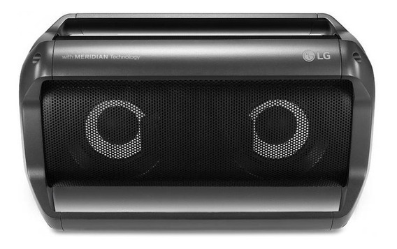 Caixa Portátil Lg Xboom Go Pk5 20w Bluetooth Resistente Ág