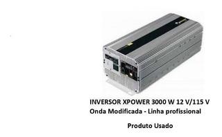 Inversor Xantrex Xpower 3000 W 120 V 60hz)