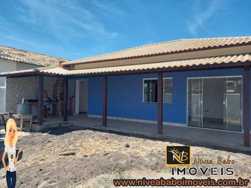 Imagem 1 de 10 de Casa Em Unamar Cabo Frio Casa Super Linda Em Unamar Cabo Frio Região Dos Lagos - Vcac 367 - 69344502