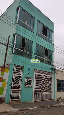 Prédio Comercial À Venda, Jardim São Paulo, Guarulhos. - Pr0004