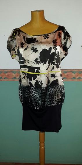 Vestido Sedado . T M.medidas.san Isidro